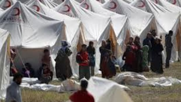Syrians displaced in Turkey - but not for long!