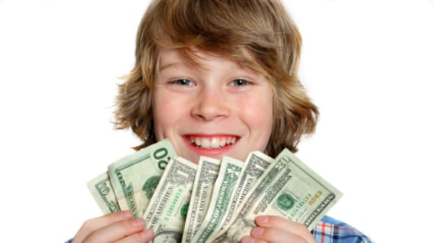 Kids can make money in so many different ways!