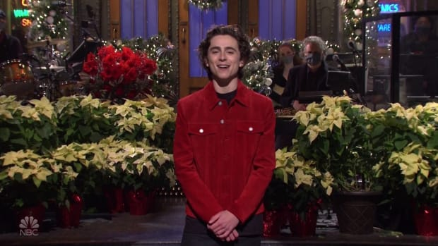 timothee-chalamet-hosts-saturday-night-live-review