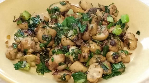 stir-fry-garlic-mushrooms