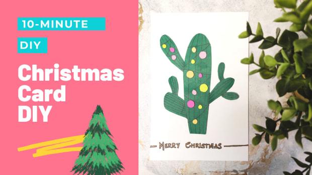 last-minute-diy-handmade-cactus-christmas-greeting-card-idea