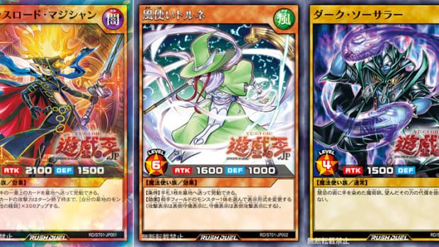 best-rush-duel-monsters-yugioh
