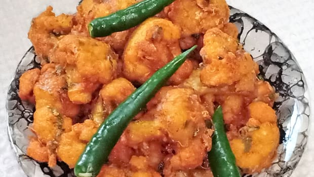 gobi-65-crispy-cauliflower-fry-recipe