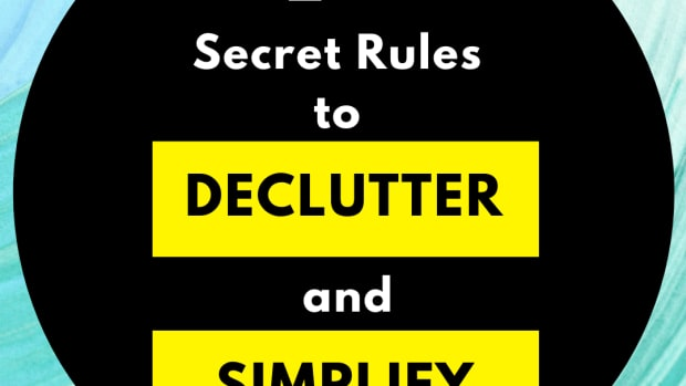 7-secret-rules-to-declutter-and-simplify-your-life