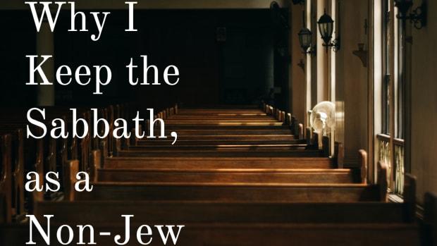 why-i-keep-the-sabbath-as-a-non-jew