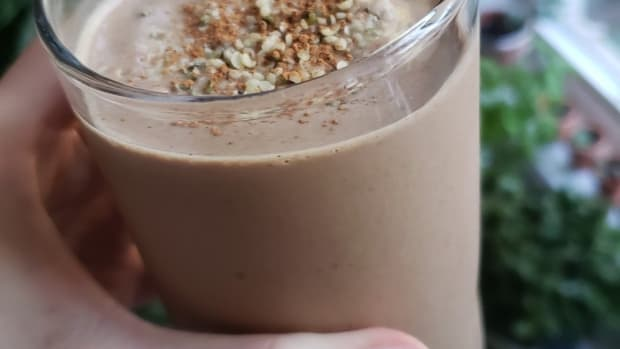 chocolate-hempseed-protein-shake
