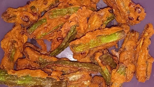 bhindi-fry-crispy-okra-fry