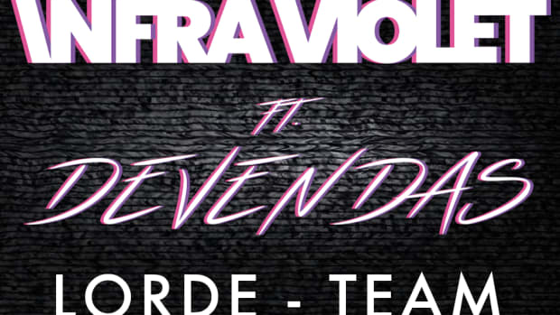 synthpop-single-review-team-lorde-cover-by-infra-violet-feat-deven-das