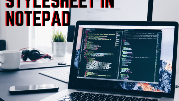 how-to-create-a-css-stylesheet-with-notepad