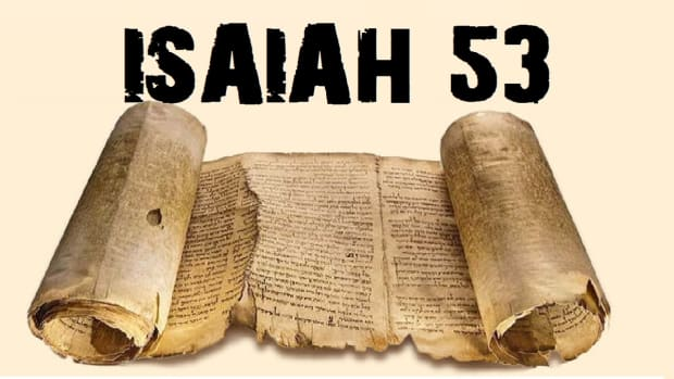 the-gospel-in-the-old-testament-isaiah-53
