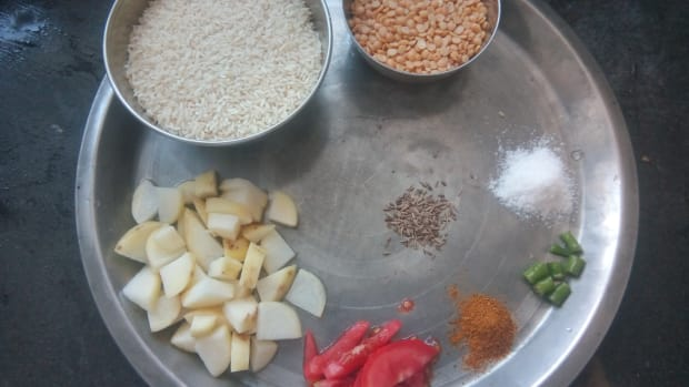 recipe-of-indian-polenta-khichdi