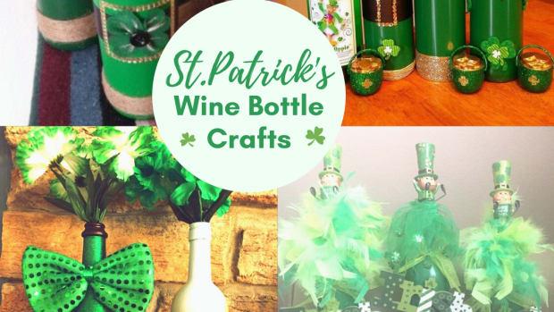 st-patricks-day-wine-bottle-crafts