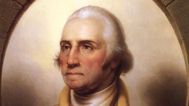 "George Washington said, ""The duty of all Nations to acknowledge the providence of Almighty God, to obey his will, to be grateful for his benefits, and humbly to implore his protection and favor . . ."""