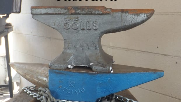 choosing-your-first-anvil-for-blacksmithing