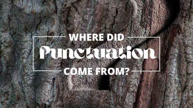 is-punctuation-dying