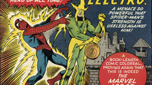 potential-electro-movie-spikes-interest-in-early-spider-man-comic-book