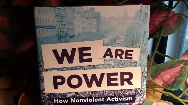 non-violent-movements-work-better-to-achieve-goals-as-told-in-this-inspiring-book-for-young-readers-of-history