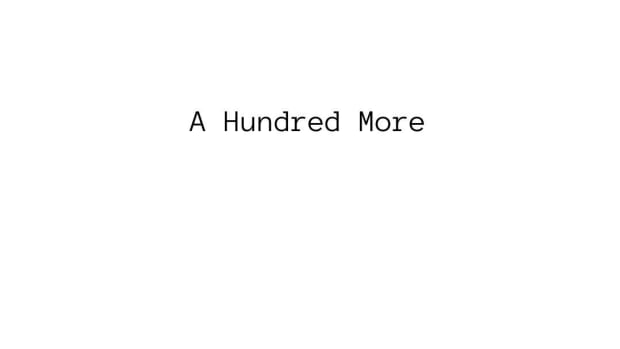 197th-article-a-hundred-more