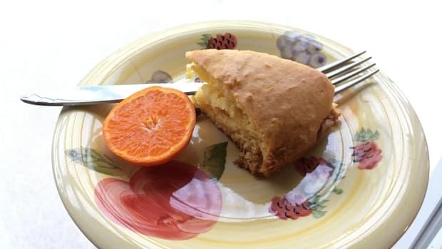 how-to-make-orange-raisin-cake