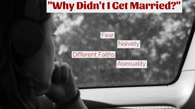 why-did-i-not-get-married