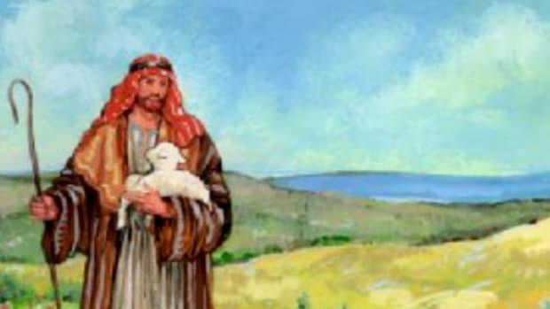 the-flock-of-his-inheritance
