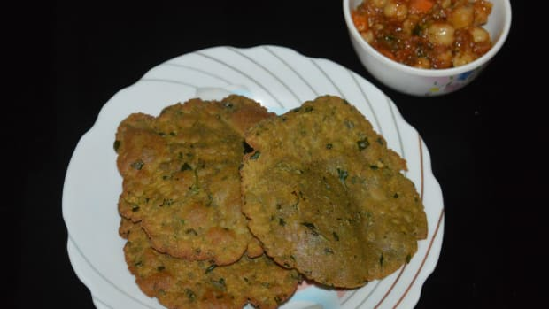 bajra-methi-poori-recipe