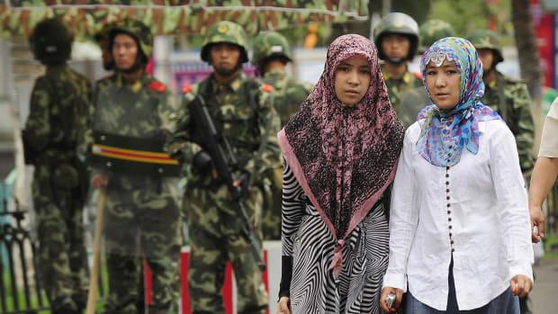 the-uighurs