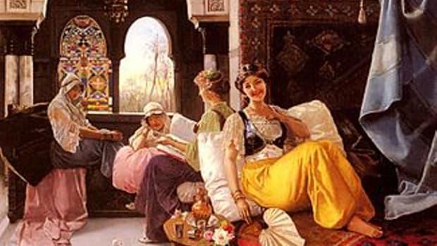 life-in-an-islamic-harem