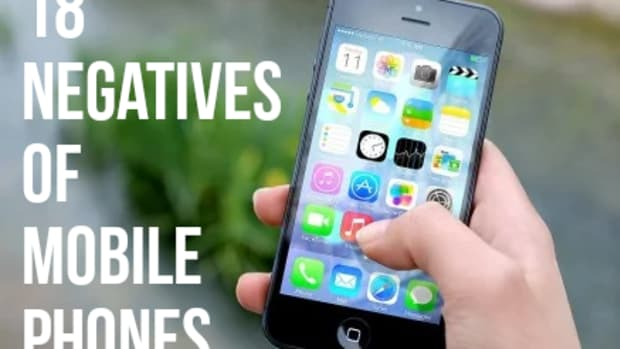 disadvantages-of-mobile-phones