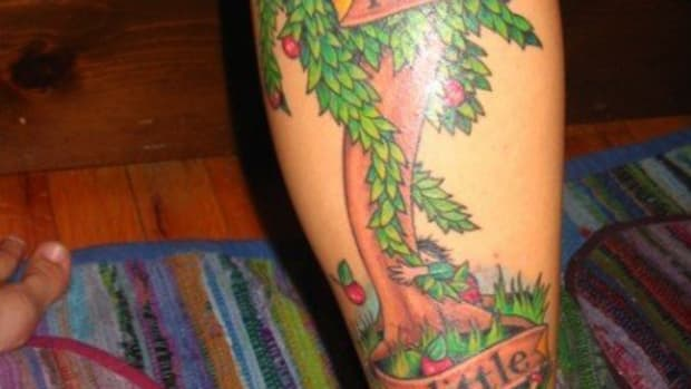 """""""The Giving Tree"""" by Shel Silverstein"""