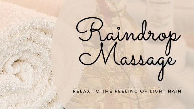 benefits-of-raindrop-massage-technique