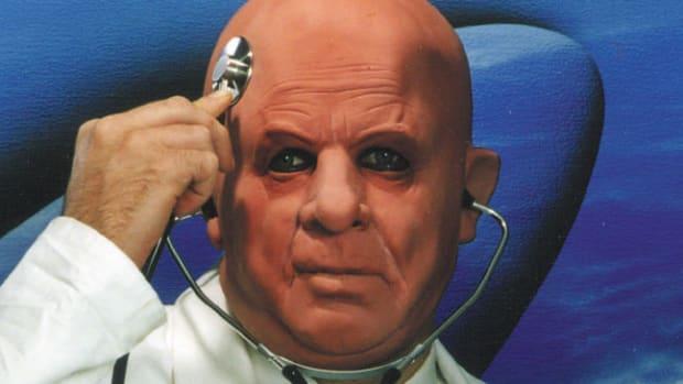 Greyland Mask - Very Realistic