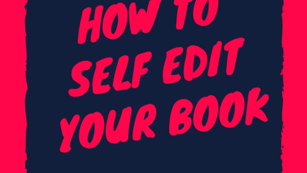 how-to-self-edit-your-book-even-though-you-shouldnt