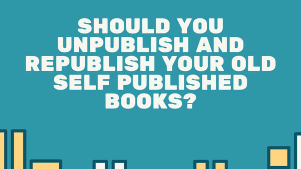 self-published-books-should-you-unpublish-and-republish-old-books