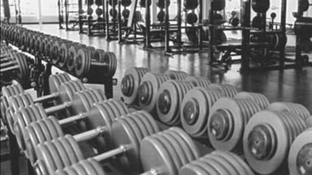 You're almost ready for the weights
