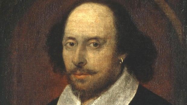 The Chandos Portrait of William Shakespeare