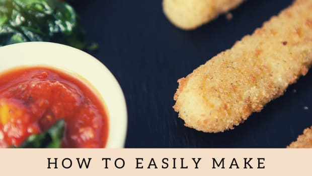 how-to-make-fried-mozzarella-sticks