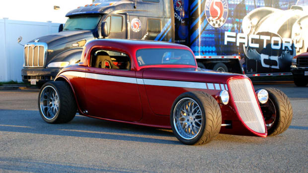 10. Factory Five Racing - '33 Hot Rod