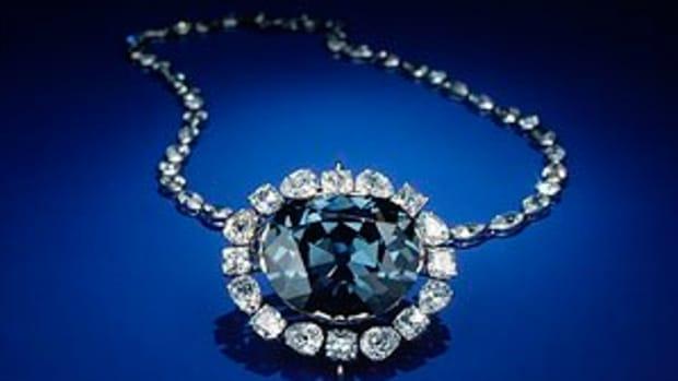 Hope diamond-C. Smithtonian Institution