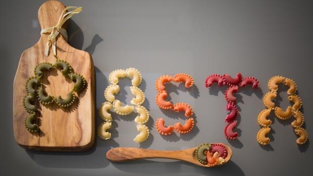 pasta-art