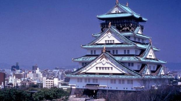 Osaka Castle, symbol of Osaka