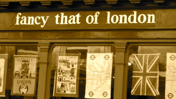 Would you fancy that of London?
