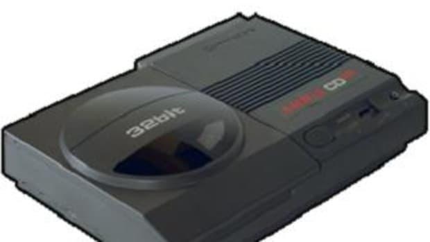 Commodore's attmept to enter the console market