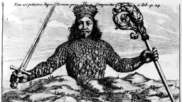 the-concept-of-the-sovereign-in-thomas-hobbes-leviathan