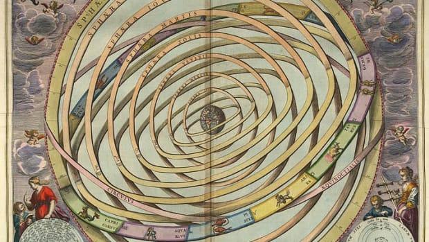 Ptolemaic Geocentric Model