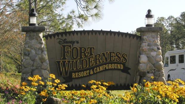 Walt Disney World Hotel Resort - Fort Wilderness