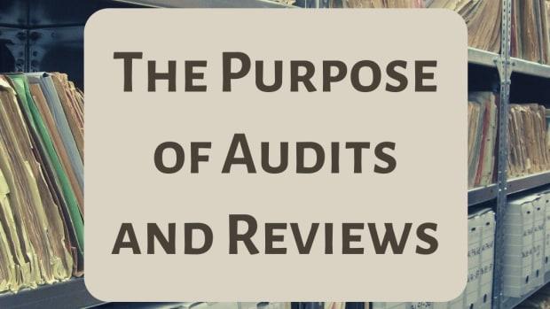 自然目的 - 和审计和审查