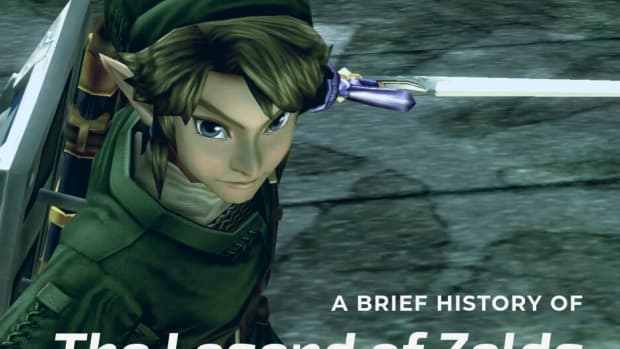 the-legend-of-zelda-a-series-sypnosis