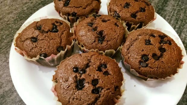 eggless-chocolate-muffins-with-condensed-milk-eggless-muffins-recipe-in-hindi