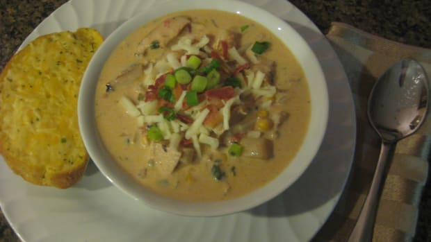 smoked-chicken-chowder